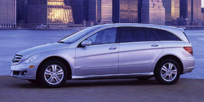 Charming 2006 Mercedes Benz R Class Review, Ratings, Specs, Prices, And Photos   The  Car Connection