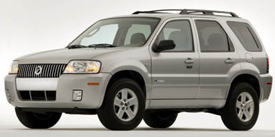 2006 Mercury Mariner Review Ratings Specs Prices And Photos The Car Connection