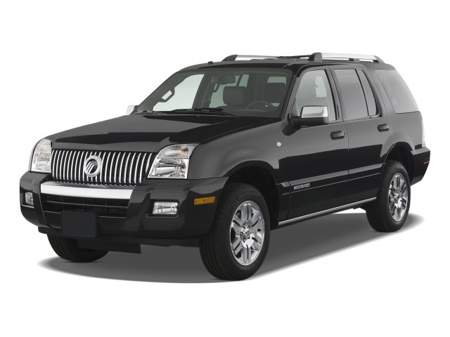 new and used mercury mountaineer prices photos reviews. Black Bedroom Furniture Sets. Home Design Ideas