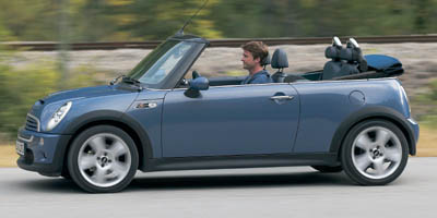 2006 Mini Cooper Convertible Review Ratings Specs Prices And Photos The Car Connection