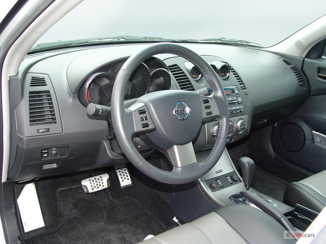 image 2006 nissan altima 4 door sedan 3 5 se r auto dashboard size 640 x 480 type gif. Black Bedroom Furniture Sets. Home Design Ideas