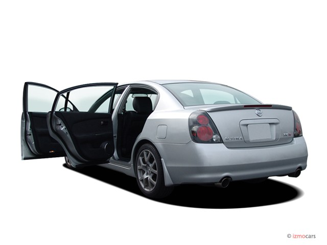 image 2006 nissan altima 4 door sedan 3 5 se r auto open. Black Bedroom Furniture Sets. Home Design Ideas