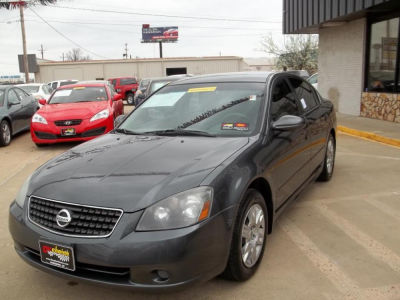 2006 Nissan Altima used car