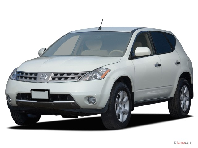 Angular Front Exterior View - 2006 Nissan Murano 4-door SE V6 AWD