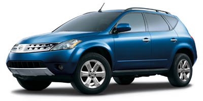 2006 nissan murano review ratings specs prices and. Black Bedroom Furniture Sets. Home Design Ideas