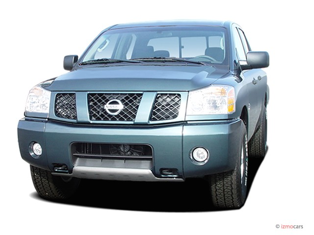 2006 Nissan Titan Review Ratings Specs Prices And