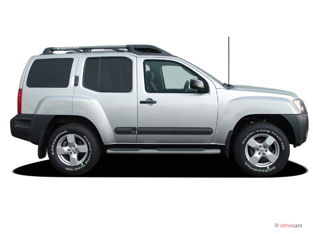 Dodge Durango Used >> Image: 2006 Nissan Xterra 4-door SE V6 Auto 4WD Side Exterior View, size: 640 x 480, type: gif ...