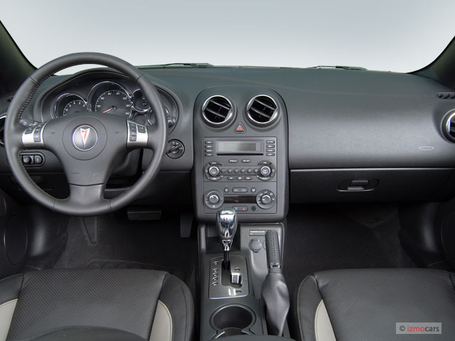Pontiac G Door Convertible Gtp Dashboard M