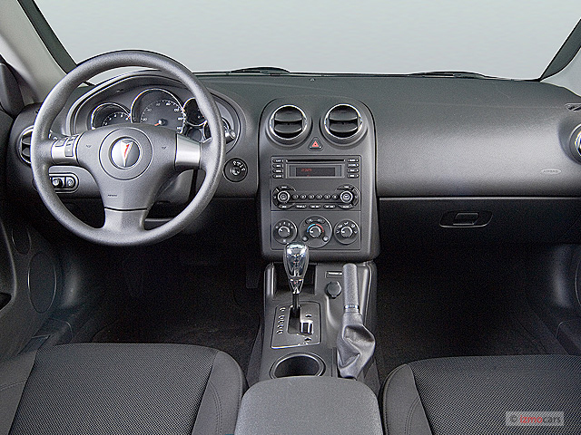 Image 2006 Pontiac G6 2 Door Coupe Gt Dashboard Size