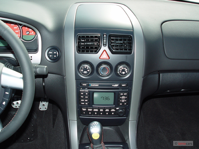 Image 2006 Pontiac Gto 2 Door Coupe Instrument Panel Size 640 X 480 Type Gif Posted On