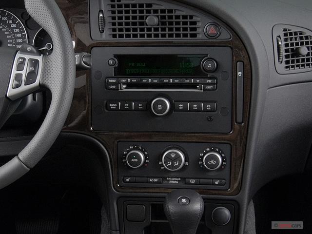 image 2006 saab 9 5 4 door wagon 2 3t instrument panel. Black Bedroom Furniture Sets. Home Design Ideas