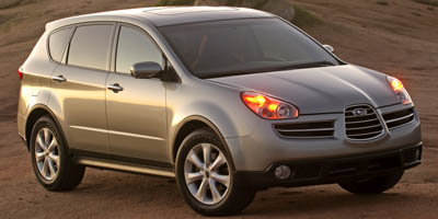 2006 subaru tribeca review ratings specs prices and photos the car connection. Black Bedroom Furniture Sets. Home Design Ideas