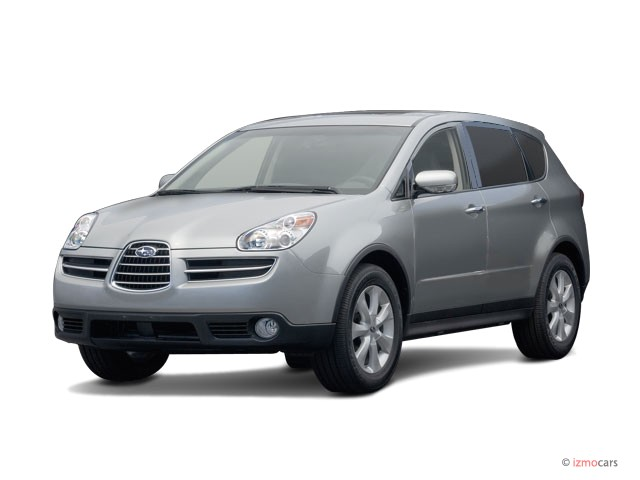 2006 subaru tribeca review ratings specs prices and. Black Bedroom Furniture Sets. Home Design Ideas