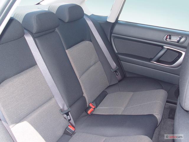 image 2006 subaru legacy sedan auto rear seats size 640 x 480 type gif posted on. Black Bedroom Furniture Sets. Home Design Ideas