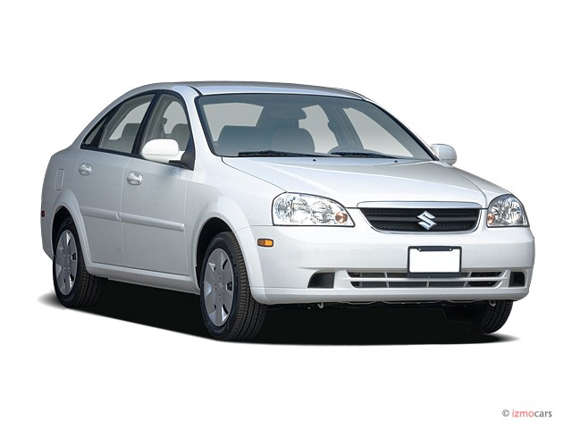 2006 suzuki forenza review ratings specs prices and. Black Bedroom Furniture Sets. Home Design Ideas