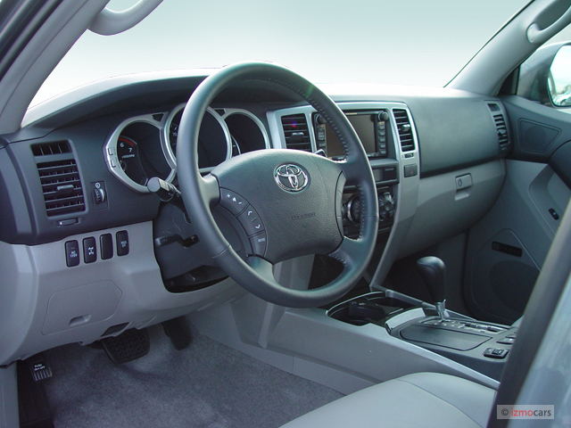 Image: 2006 Toyota 4Runner 4-door Limited V8 Auto 4WD ...