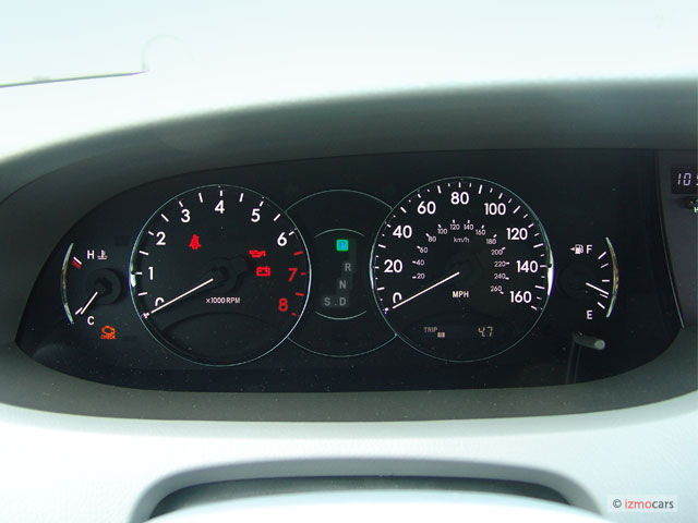 Image 2006 Toyota Avalon 4 Door Sedan Xls Natl