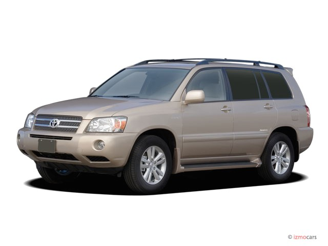 2006 toyota highlander hybrid review ratings specs. Black Bedroom Furniture Sets. Home Design Ideas
