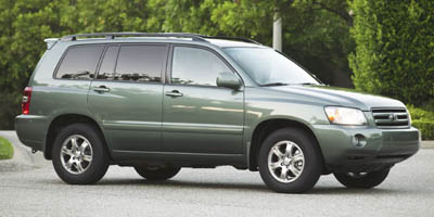 2006 Toyota Highlander Review, Ratings, Specs, Prices, And Photos   The Car  Connection