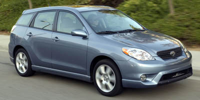 2006 toyota matrix review ratings specs prices and. Black Bedroom Furniture Sets. Home Design Ideas