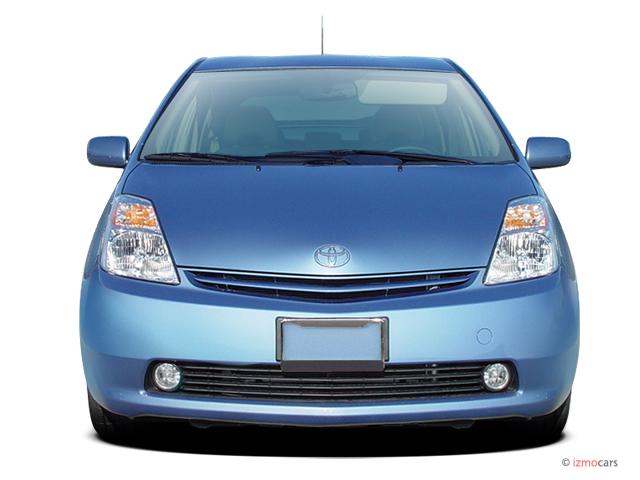 Image 2006 Toyota Prius 5dr Hb Natl Front Exterior View