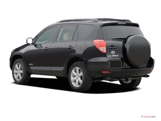 image 2006 toyota rav4 4 door limited 4 cyl 4wd natl angular rear exterior view size 640 x. Black Bedroom Furniture Sets. Home Design Ideas