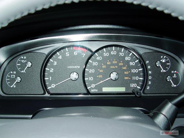 Toyota Sequoia Door Limited Natl Instrument Cluster M on 2006 Dodge Sedans