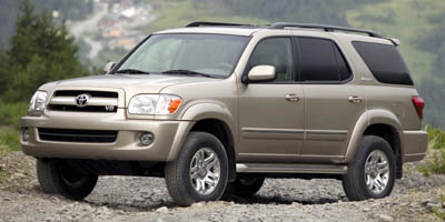 2006 toyota sequoia maintenance required light