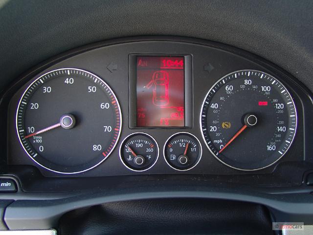 Image 2006 Volkswagen Jetta Sedan 4 Door 2 5l Auto