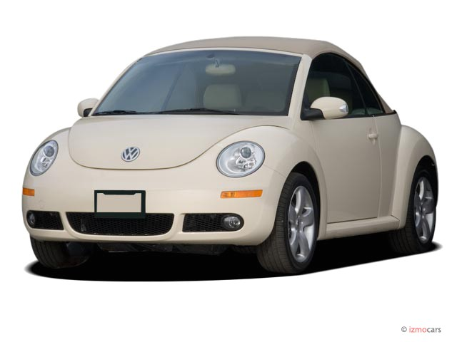 2006 Volkswagen New Beetle Convertible (VW) Pictures/Photos Gallery - The Car Connection