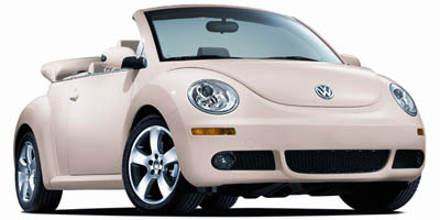 2006 Volkswagen New Beetle Convertible Vw Review Ratings Specs Prices And Photos The Car Connection