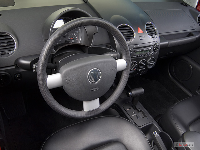 Image: 2006 Volkswagen New Beetle Coupe 2-door 2.5L Auto ...