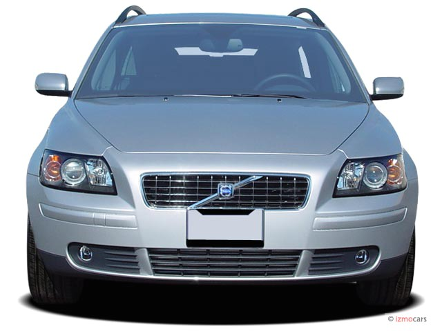 Image 2006 Volvo V50 2 5l Turbo Manual Front Exterior