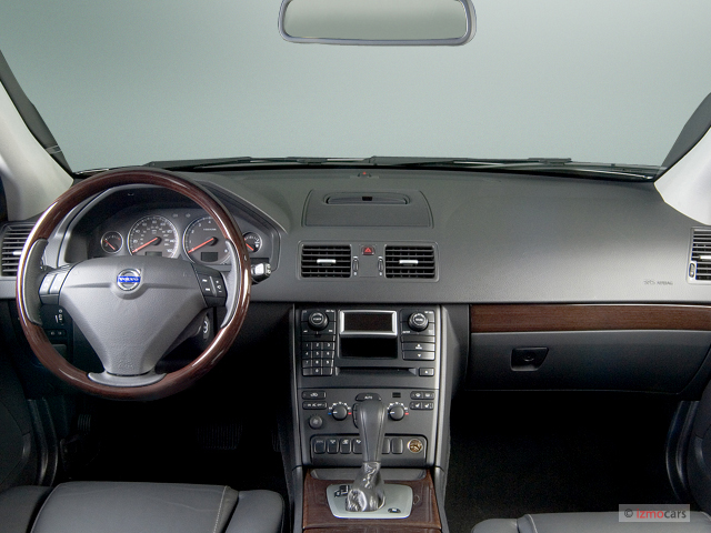 image 2006 volvo xc90 4 4l v8 awd auto dashboard size. Black Bedroom Furniture Sets. Home Design Ideas