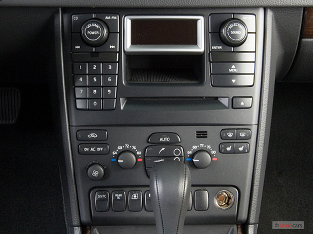 Image: 2006 Volvo XC90 4.4L V8 AWD Auto Instrument Panel, size: 640 x 480, type: gif, posted on ...