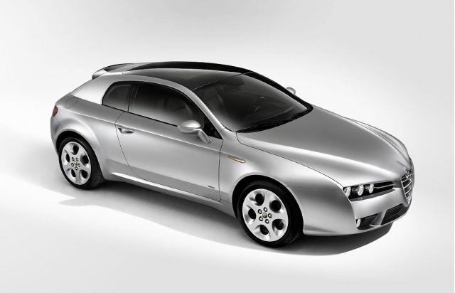 2006 Alfa Romeo Brea