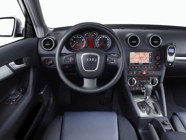 2006 Audi A3 Sportback
