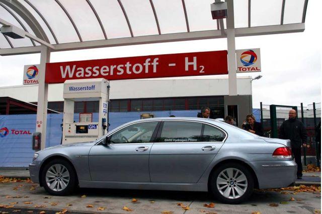 2006 BMW Hydrogen 7