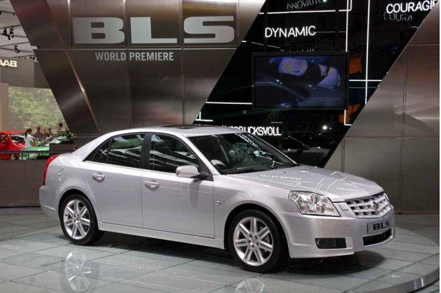 2006 Cadillac BLS