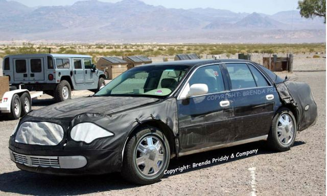 2006 Cadillac DeVille
