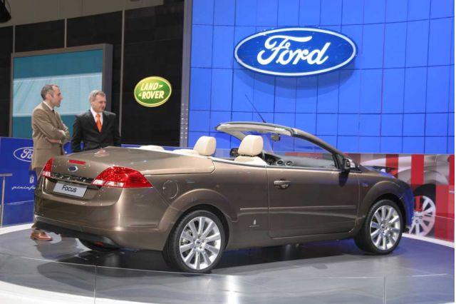 2006 Ford Focus CC