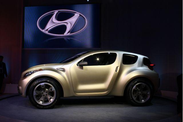 2006 Hyundai HCD10 Hellion concept
