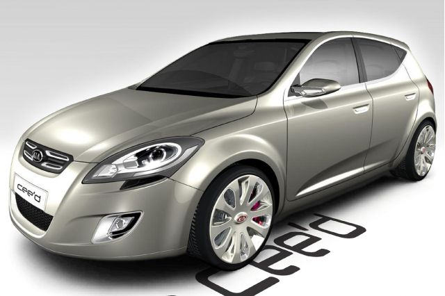 2006 Kia Ce'ed concept