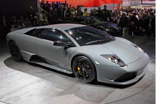 2006 Lamborghini LP 640