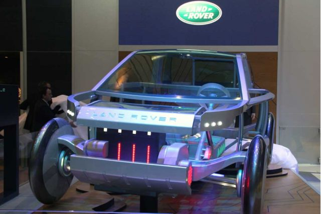 2006 Land Rover Land_e Concept