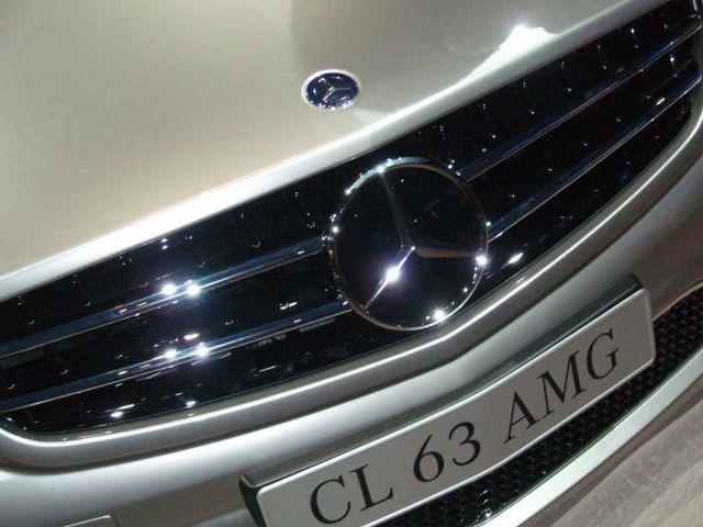 2006 Mercedes-Benz CL63