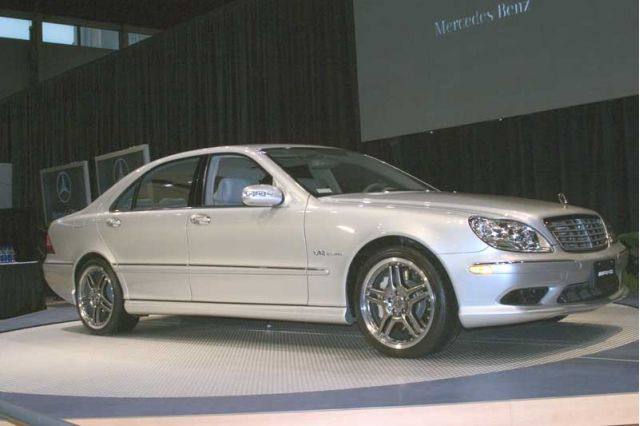2006 Mercedes-Benz S65