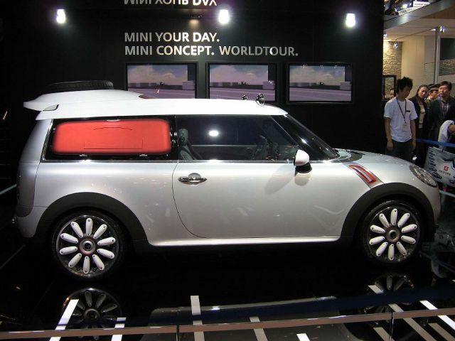 2006 MINI Traveller concept