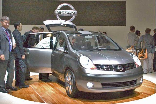 2006 Nissan Tone