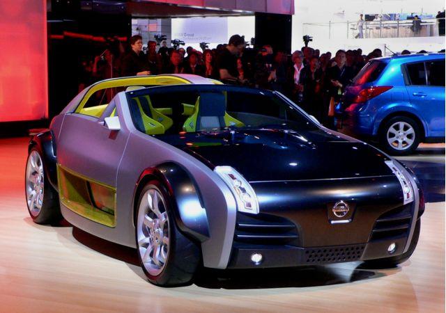 2006 Nissan Urge concept